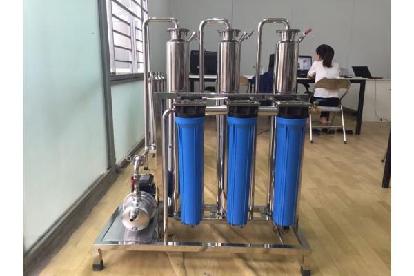 Máy lọc độc tố trong rượu 100 lit/h
