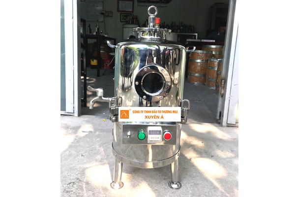 Máy lão hoá rượu, làm già tuổi rượu 30L