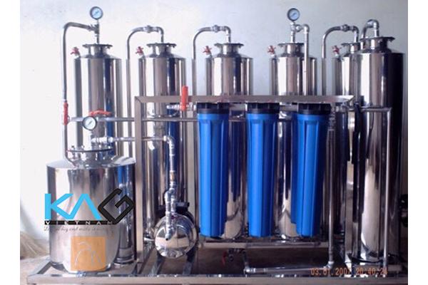Máy lọc rượu 500 lit/h