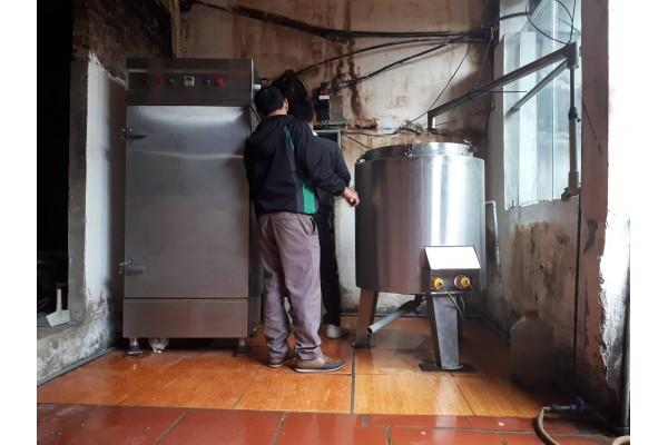Chia sẻ cách lựa chọn nồi nấu rượu phù hợp, tiết kiệm chi phí dài hạn cho các  hộ gia đình và cơ sở sản xuất rượu