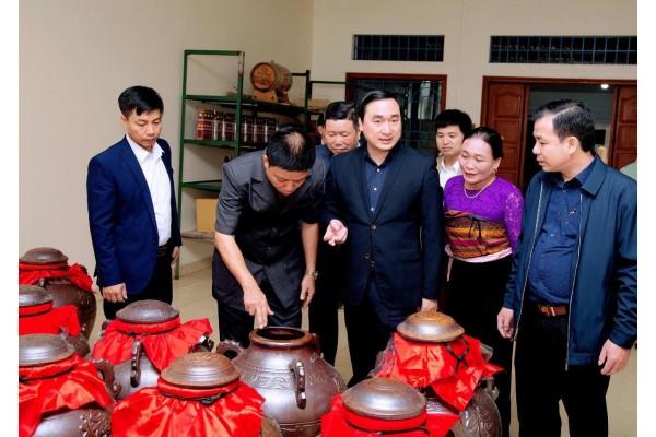 Nhà nước khuyến khích đầu tư hệ thống nấu rượu sạch đảm bảo chất lượng