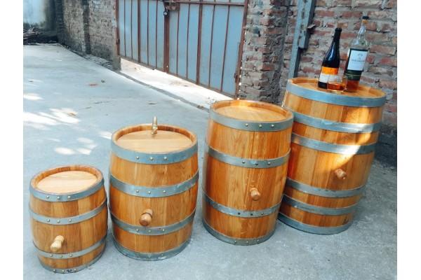 Ủ nước mắm trong thùng gỗ sồi, cách tạo ra những giọt nước mắm thơm ngon