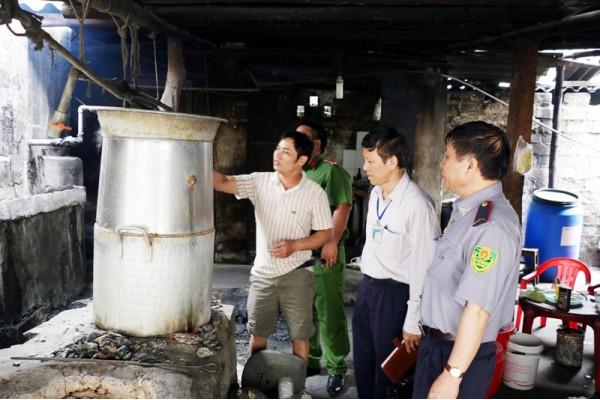2 tháng sau Nghị định 105/NĐ-CP về thắt chặt sản xuất rượu thủ công