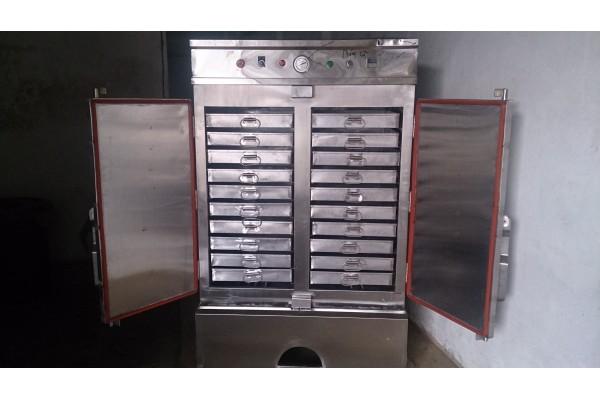 Tủ nấu cơm công nghiệp 100kg/mẻ