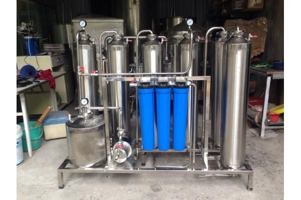 Bảng báo giá máy lọc khử độc tố andehit, methanol trong rượu
