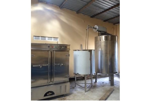 Thủ tục xây dựng xưởng sản xuất rượu