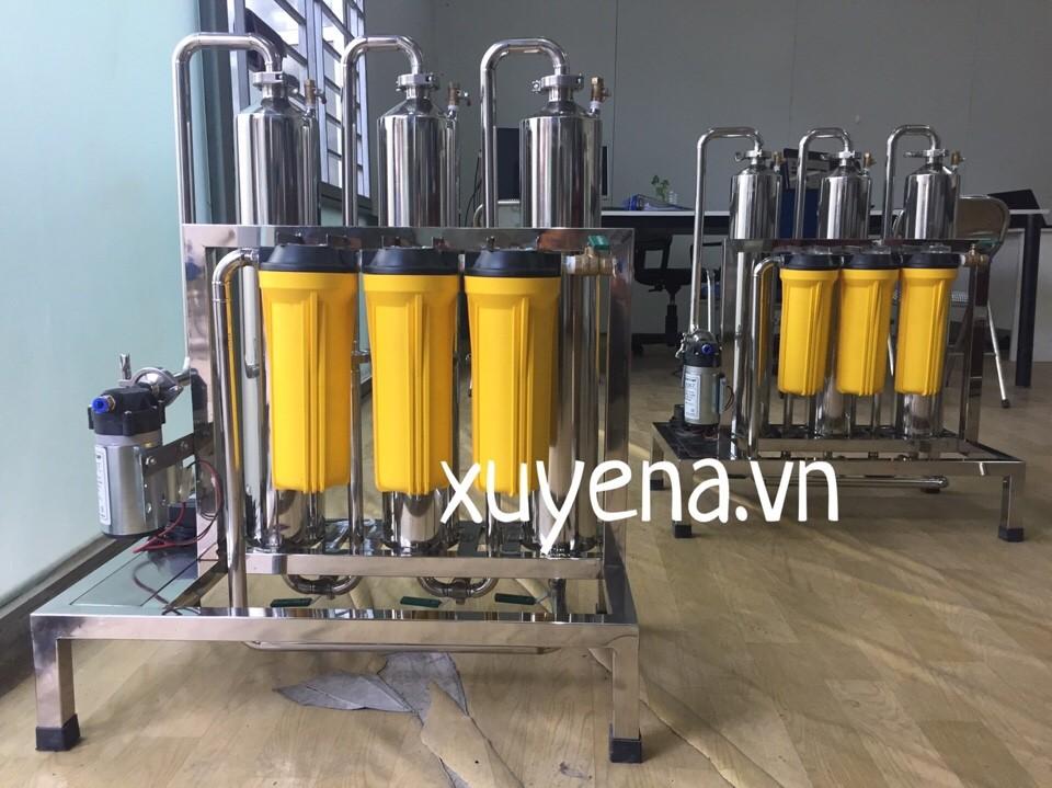 máy lọc rượu mini 30-40 lit/h