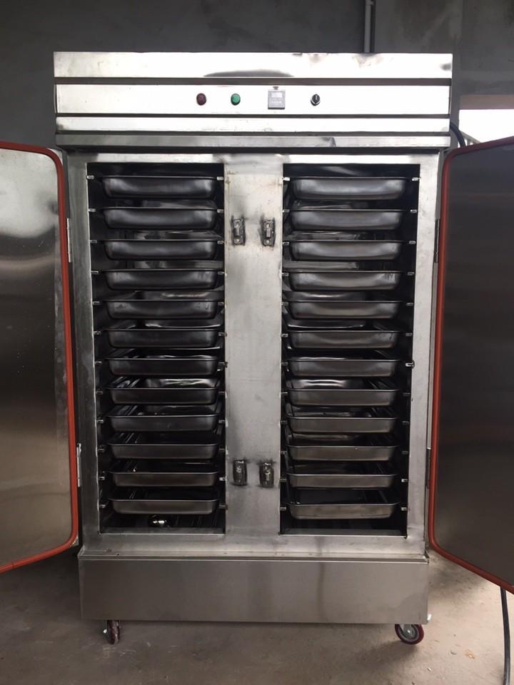 tủ nấu cơm rượu bằng điện